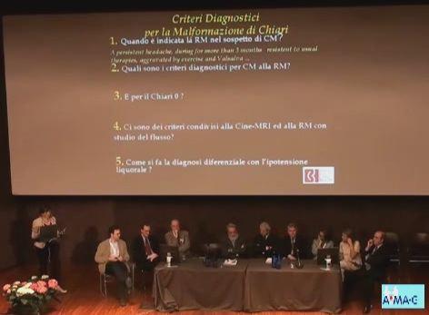 Presentazione dei risultati del consenso e discusione con il pubblico